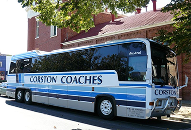 Bus Tours Adelaide