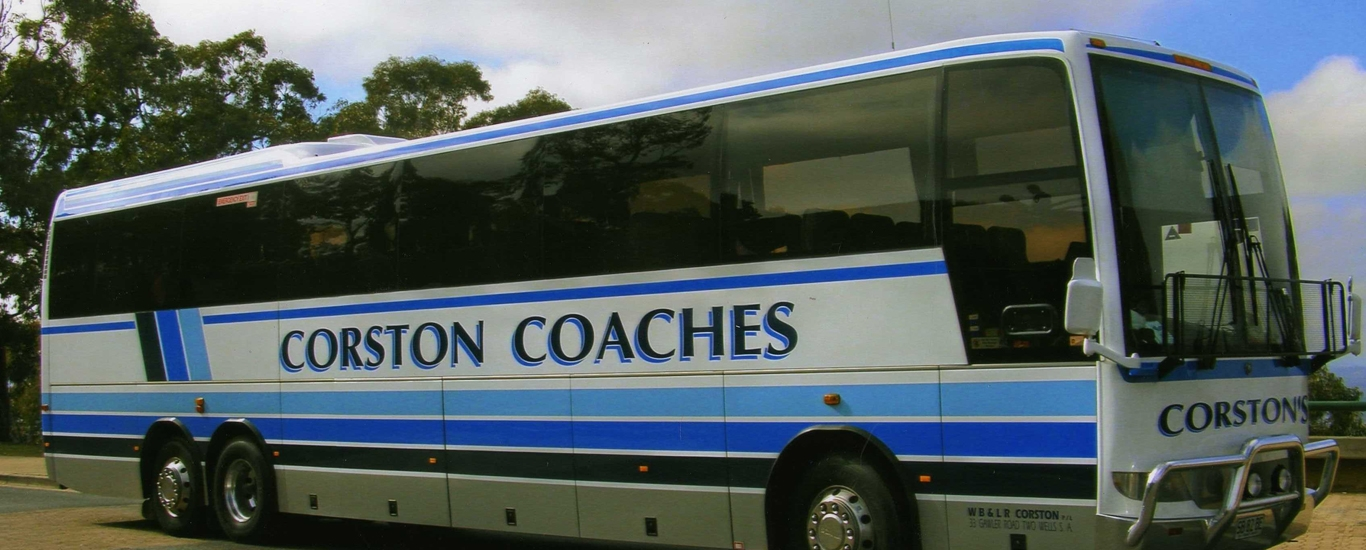 Hire Coaches in Adelaide
